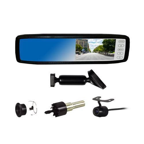 Rear View Mirror Screens & Mounts