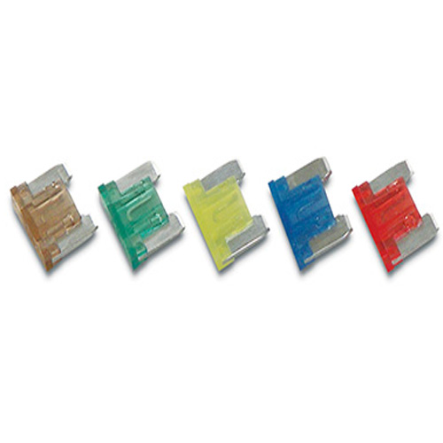 Atm Low Profile Fuses 10 Pack