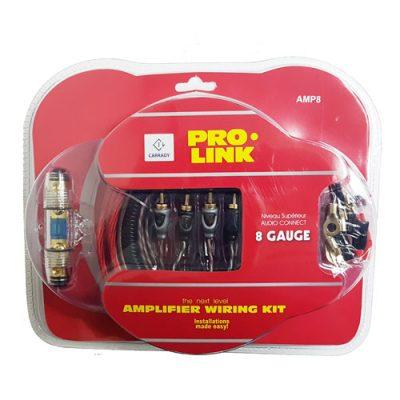 Amplifier Installation Kits